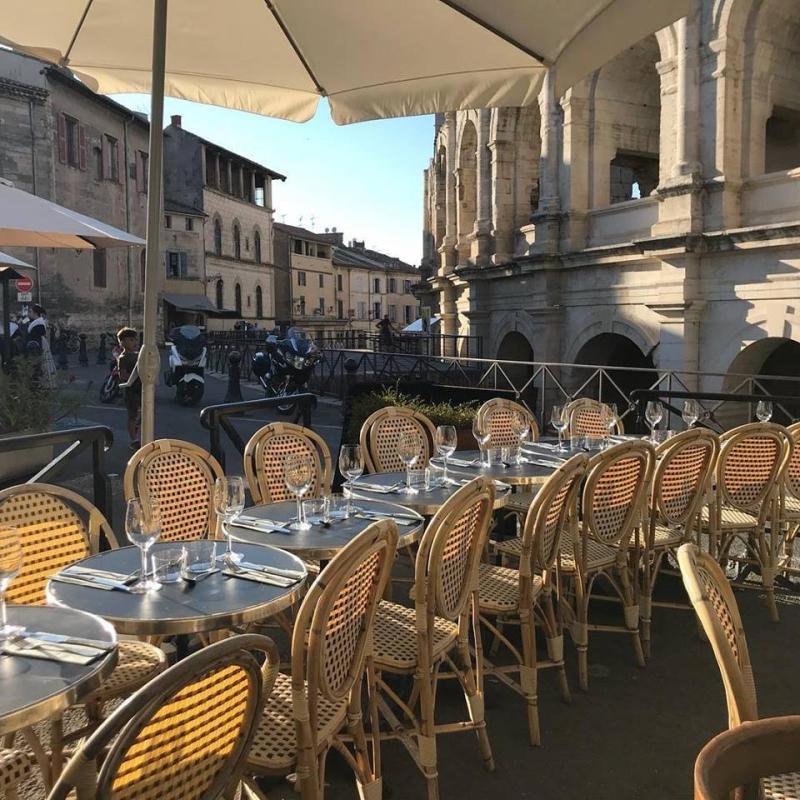 Restaurant - Le Lion d'Arles - d'Arles