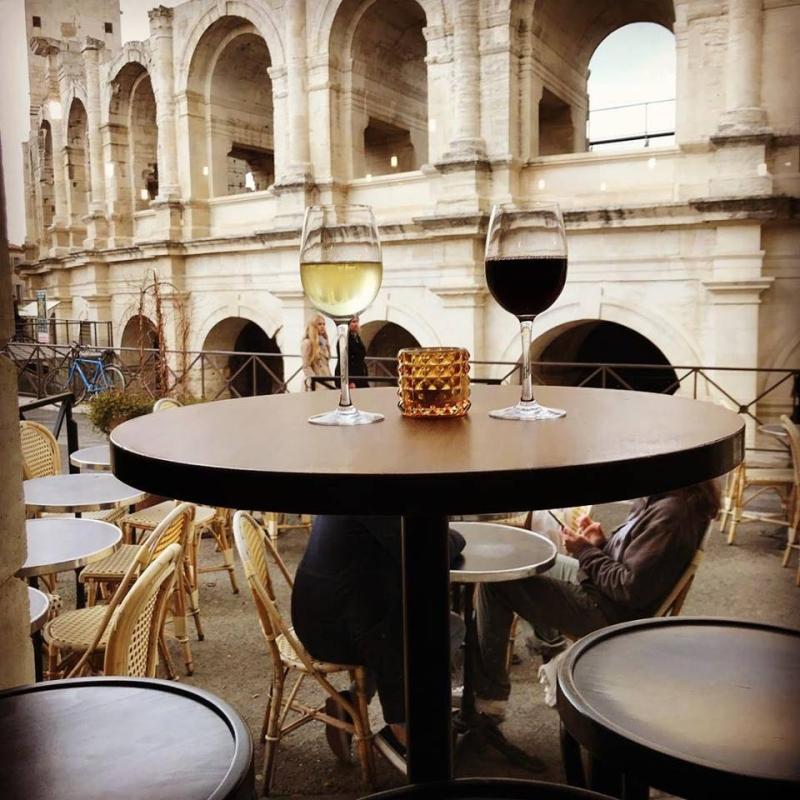 Le Lion d'Arles - Restaurant d'Arles
